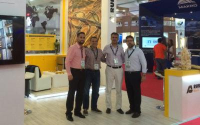 ESTUDIOLUX CON RUBAU MÉXICO, PRESENTE EN EXPO VÍAS 2016