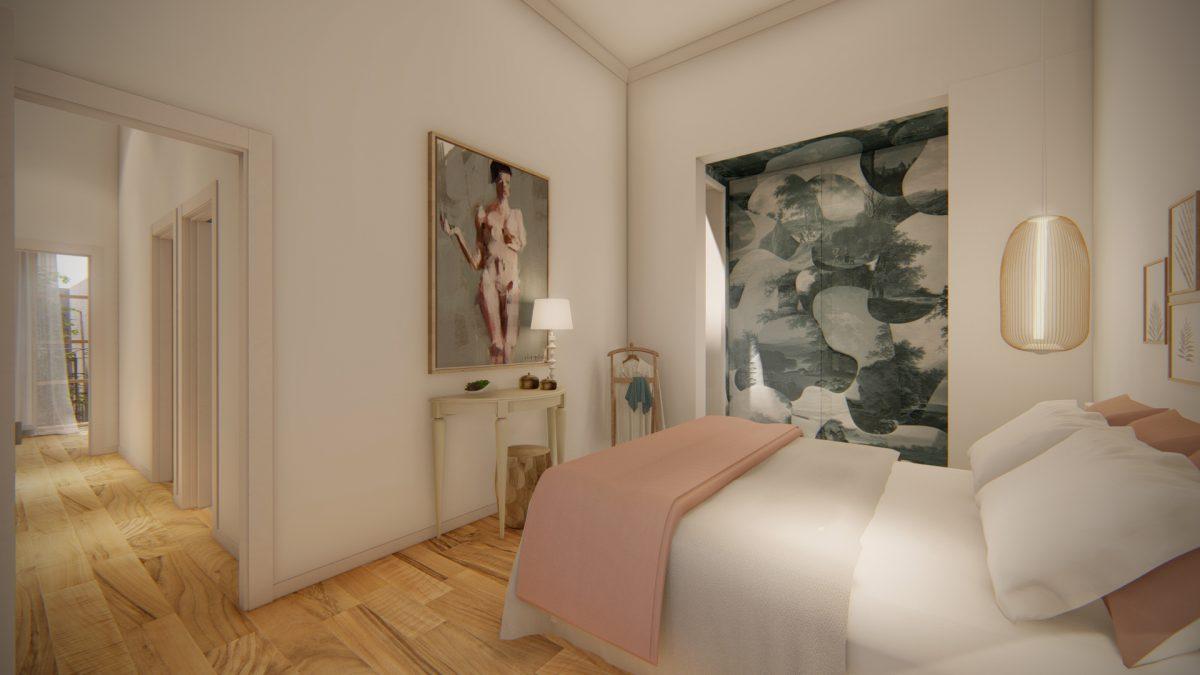 Dormitorio Bordiú